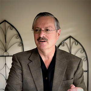 David Fletcher Headshot
